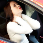 car addicent massage therapy pain relief