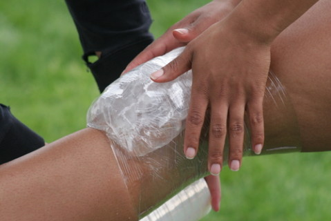 ice or heat after injury